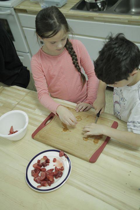 cours de cuisine - cuisiner en famille at foire gourmande de l ... - Cours De Cuisine En Famille