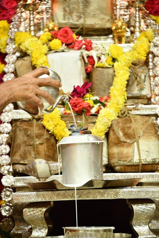 Maha Shivarathri Abhisheka