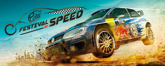 PETES FESTIVAL OF SPEED JAN 13th & 14th
