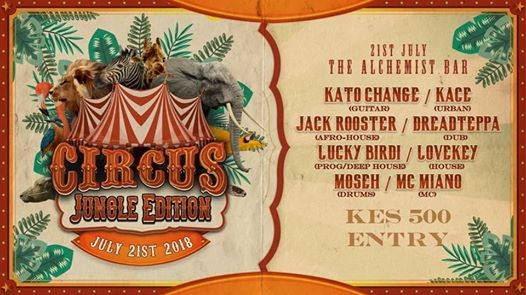 Circus Jungle Edition