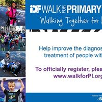 IDF Walk for Primary Immunodeficiency - Atlanta