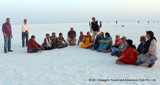 White Desert Festival - Great Rann Of Kutch