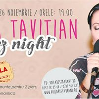 Jazz Night with Aida Tavitian