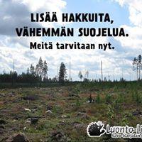 Kuopion luontoliittolaisten tapaaminen