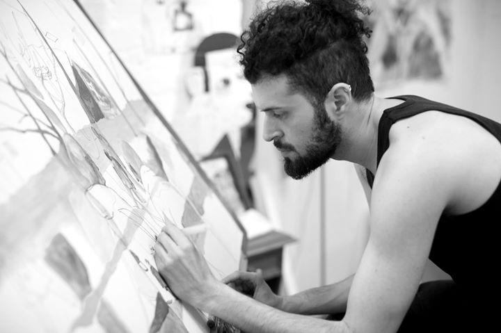 Artist Talk With Boaz Balachsan  BZB