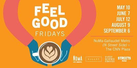 Feel Good Fridays - July