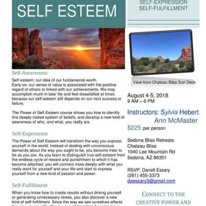 The Power of Self Esteem