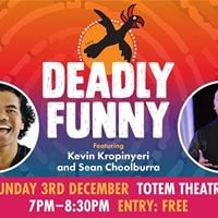 Deadly Comedy - Alice Springs