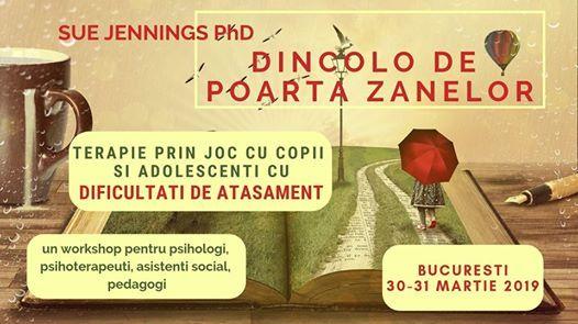 Workshop Dincolo de Poarta Zanelor