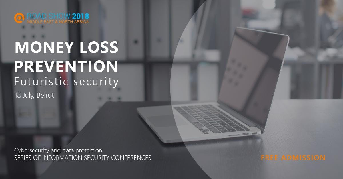 Money Loss Prevention futuristic security