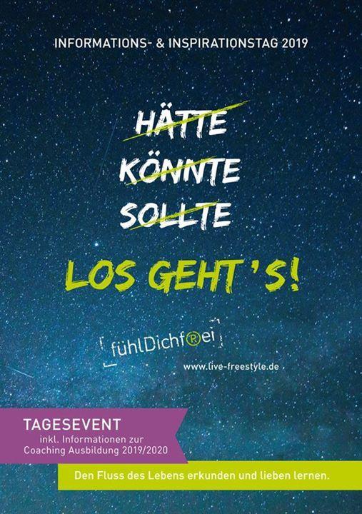 Inspirations- und Informationstag Augsburg