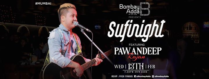 Sufi Night Ft. Pawandeep Rajan