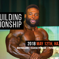 2018 John Simmons Body Building Championship