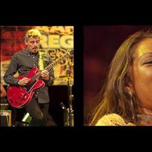 Kamla Marie & I- Trio spiller p Latinerfestival