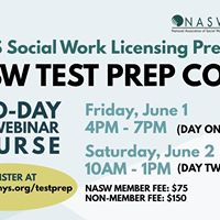 LMSW Test Prep Course (June 2018)
