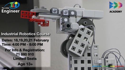 Industrial Robotics Course