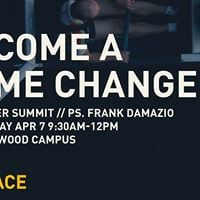 Become a Game changer - Volunteer Summit 2018 with Dr F. Damazio