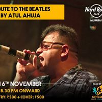 Tribute to The Beatles by Atul Ahuja - Thursday Live