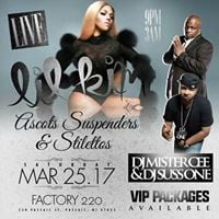Lil Kim Live at Factory 220 Passaic Nj