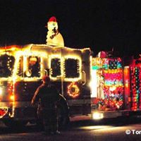 12th Annual Selkirk Fire Department Holiday Fire Truck