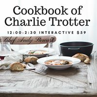 Cookbook of Charlie Trotter