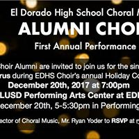 Alumni Choir Performance