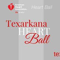 2018 Texarkana Heart Ball