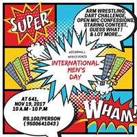International Mens day Celebration