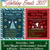 Holiday Under the Stars December 1