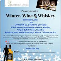 Winter Wine &amp Whiskey