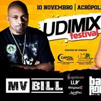 MV BILL No Udi Mix Festival