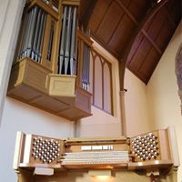Kingsway Organ Recital Series - Stefani Bedin