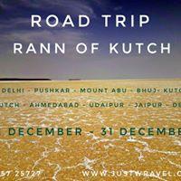 Rann Of Kutch - Road Trip From Delhi