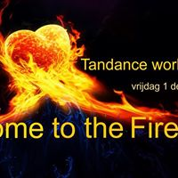 Tandance workshop Come to the Fire 1122017