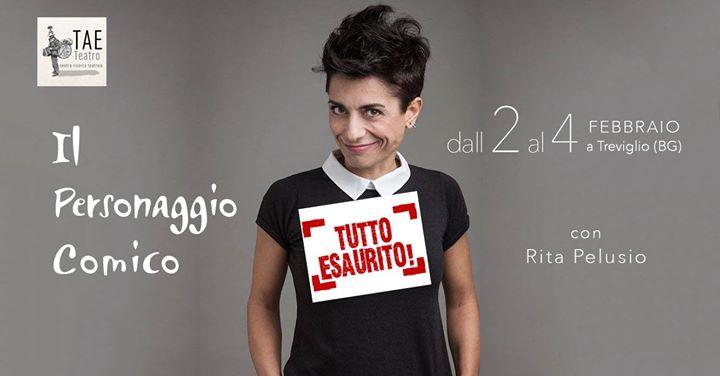 Laboratorio di teatro comico con Rita Pelusio