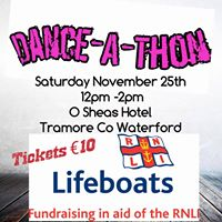 Danc-A-Thon In Aid Of TRAMORE RNLI LIFEBOATS