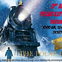Polar Express Movie with Santa