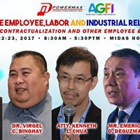 4th Philippine Employee Labor &amp Industrial Relations Summit