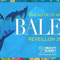 Reveillon Baleia 2018