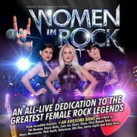Women In Rock at Southport Theatre Southport