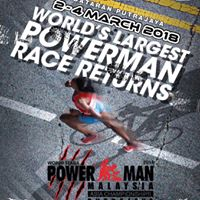 ASTC Powerman Asian Championships Duathlon MD 10-60-10