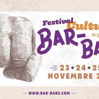 Festival Culture Bar-Bar 2017 au Ptit Minou
