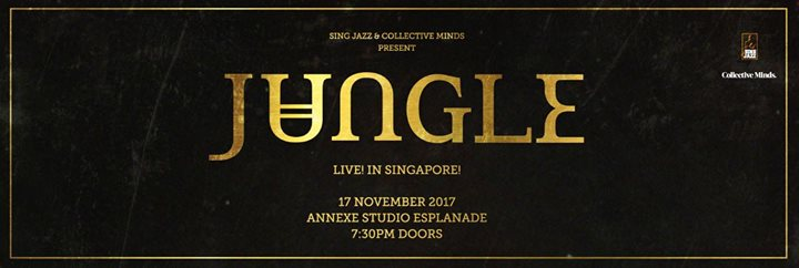 Jungle Presented by Sing Jazz & Collective Minds