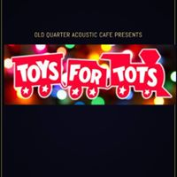 Fourth annual Toys for Tots with Zak Perry and many more