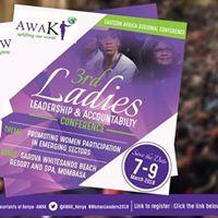 3rd ladies leadership conference 2018