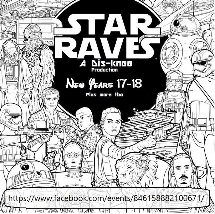 Star Raves 2017 NYE