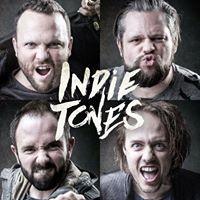 Indietones. Live Band.