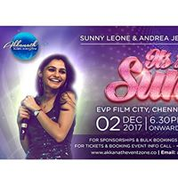 Sunny Leone &amp Andrea Jeremiah Live in Concert