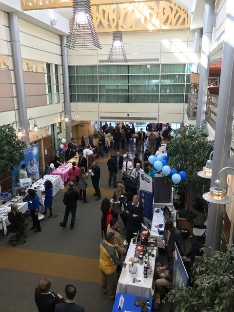 Tri-Chamber Expo & Networking
