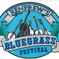 Renfrews Annual Bluegrass Festival